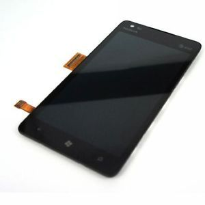 Original Full Assembly LCD Display Screen Touch Digitizer Nokia Lumia 900