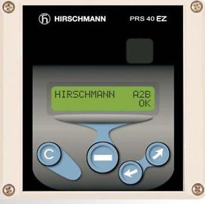 Hirschmann Pat Krueger PRS 40 EZ Radio Wireless Anti Two Block System