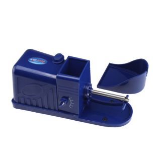 Easy Roller Cigarette Rolling Electric Machine Blue