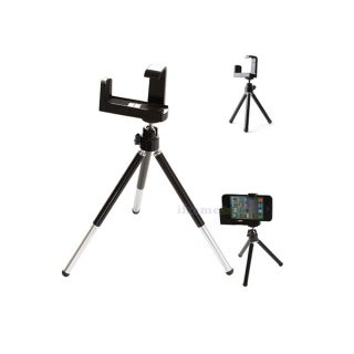 Rotatable Tripod Holder Stand for Samsung Galaxy S3 i9300 S4 I9500 S2 Note N7100