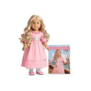 """New American Girl Caroline Abbott 18"""" Doll Story Book Award Winner"""