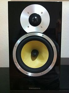 Bowers Wilkins CM1 Bookshelf Speakers Pair
