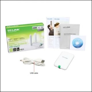 TP Link 300Mbps High Gain Wireless USB WiFi Adapter