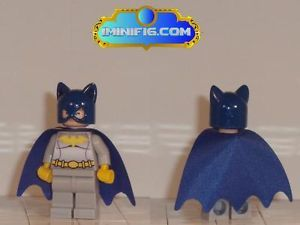 Custom Lego Batman Video Game Minifig Batgirl 13CA