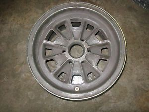 Vintage Sprint Car Halibrand Gerhardt Wheel