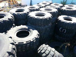 "100 Michelin XL 53"" 16 00R20 425 95 R20 Military M35 Offroad 6x6 Mud Truck Tires"