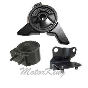 01 02 Mazda 626 2 0L Auto Transmission Engine Motor Mount 4406 4401 6440 M316