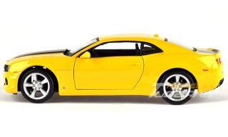 Chevrolet Camaro 1 24 Diecast Model Car Transformers Bumblebee
