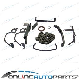 Timing Chain Kit with Tensioner Falcon Fairmont Fairlane 3 9L 4 0L 6 Cyl 1988 98