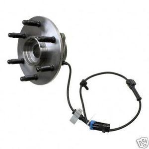 GMC Sierra Front Wheel Hub Bearing Assembly R515036