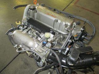 Honda Civic JDM D16Y4 SOHC Non vtec Egnine Motor Long Block 1 6 Liter D16 Used