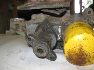 Cub Cadet 1012 Hydrostatic Transmission Pump