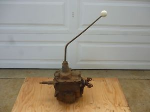 Used 4 Speed Chevy Floor Mounted Manual Transmission