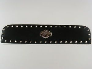 Harley Davidson Leather Studded Tour Pak Lid Insert 71633 05