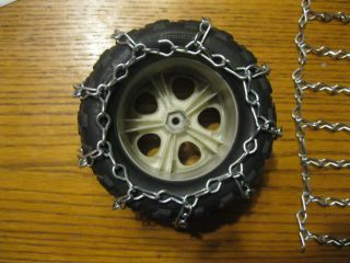 RC Traxxas Rustler Stampede VXL Talon Tire Chains for Snow and Ice 2 Chains
