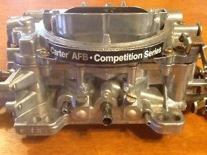 Carter AFB Competition Carb Carburetor 4758 s 500 CFM