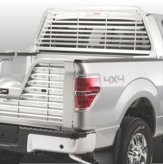 F 150 Husky Liners Sunshade Headache Rack 21170