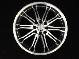 Drag Concept 17 inch Racing Wheels Racing Rims Honda Wheel Toyota Rim Civic Car