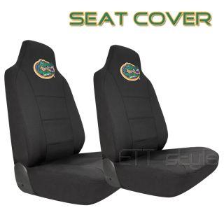2X uf University of Florida Gators NCAA Neoprene Seat Cover Chevrolet Jeep Ford
