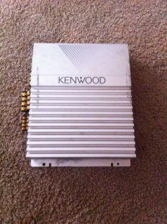 Kenwood 4 Channel Power Amplifier KAC 646X