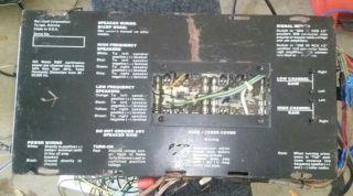 Rockford fosgate p3001 amp manual