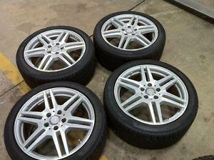 "18"" Mercedes Benz AMG Wheels and Pirelli Tires"