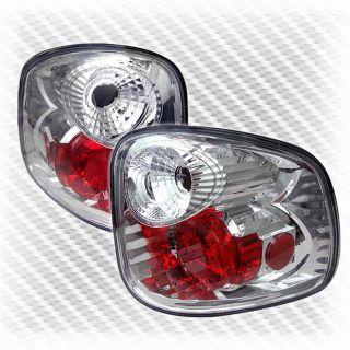 01 03 Ford F 150 Flareside altezza Tail Lights Rear Brake Lamp Pair Set Light