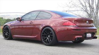 """18"""" Niche Circuit Wheels Black BMW 6 Series 645 650 M5 E63 Staggered Mesh CSL"""