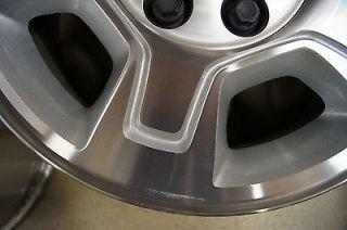 "Chevy Silverado Suburban Tahoe Avalanche Express 17"" Factory Wheels Rims 7"
