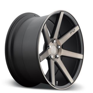 """20"""" Niche Verona Black Concave Wheels Rims for Benz E320 E350 E500 E55 E63 W211"""