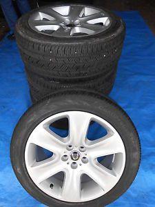 """18"""" Jaguar XF Wheels Tires 59836"""