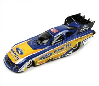 New Bob Tasca III Racing 2012 Special Edition Ford Parts com Die Cast Funny Car