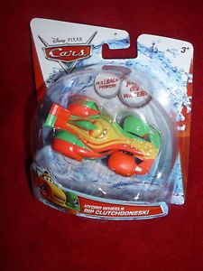 "Disney Pixar Car ""Hydro Wheels Rip Clutchgoneski"" Race on Water Car BN Fast SHIP"