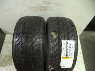 2 Kumho Ecsta ASX KU 21 235 40R17 New Tires