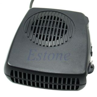 24V Vehicle Car Portable Ceramic Heating Cooling Heater Fan Defroster Demister
