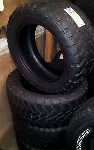 4 33x12 50x20 Toyo Open Country M T Tires 33x12 50R20 Mud Terrain 33 12 50 20 MT