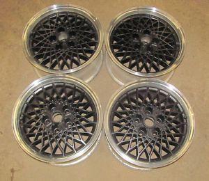 89 90 91 92 93 94 95 96 Pontiac Grand Prix GT 16x8 Mesh Enkei Wheels Rims 4
