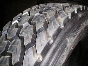 4 Tires Retreads 255 70R22 5 255 70 225 Mud Snow Truck Tire 25570225