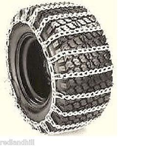 Tire Chains 8 x 16 Tractor Snow Mud