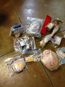 Kawasaki Vintage Parts Lot H1 H2 S1 KS KX See Parts List