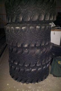 Used Mud Tires 33x12 5x16 5