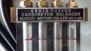 Suzuki Motorcycle Carb Carburetor Throttlebody Balancer Synchronizer Gauge Tool