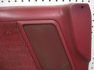 Door Trim Panel Interior Ford Pickup Truck Bronco F150 Driver Side Left LH