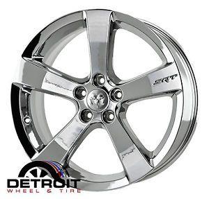 "Dodge Caliber SRT 19"" PVD Chrome Wheels Rims 2292"