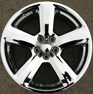 Details about REPLICA AO4 18 x 8.5 CHROME RIMS WHEELS DODGE CHARGER