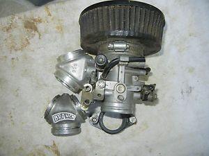 Keihin Carb PA40A Harley Davidson Sportster Ironhead XLCH 1976 Spare Parts