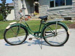 0870591be72 Bike Vintage 1950 BF Goodrich Schwinn Built Ladies on PopScreen