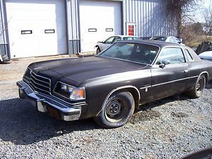 1978 Dodge Magnum 360 V8 Carb Engine Automatic Trans Accessories 61K Look
