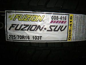 Fuzion suv 265 75 16 tire set of 4 4 new fuzion suv 225 70 16 tire publicscrutiny Gallery