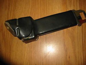 1968 72 Chevy Truck Seat Belt Retractor Black Single